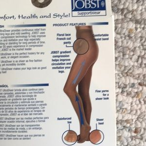 a00e7d838b0 jobst support wear Accessories - Mild compression pantyhose plus size
